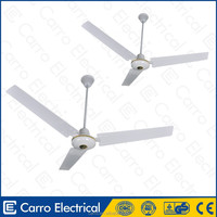 New design 48inch or 56inch ceiling fan ac dc doubel use decorative ceiling fans with lights