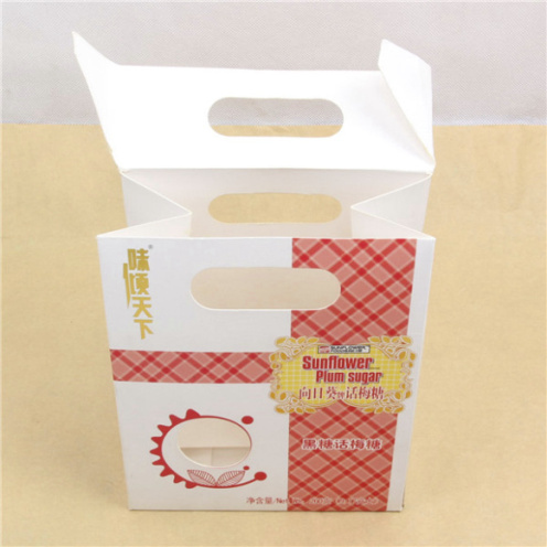 Exquisite macdonald fried chicken fast food instant food paper bag