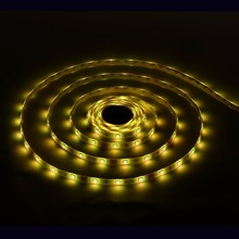 outside lights 5m/roll dc 12v waterproof ip65 5050 rgb led strip light string light
