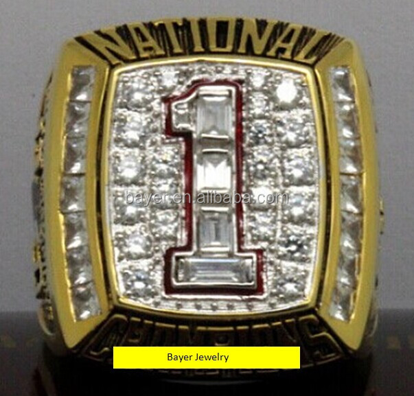 Best Selling Fashion cheap 2005 texas longhorn championship ring