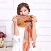 Low MOQ New Brand Refresh Summer Floral Printed Ice Scarf Super Cool Cooling Headband cold water neck cooler cool scarf