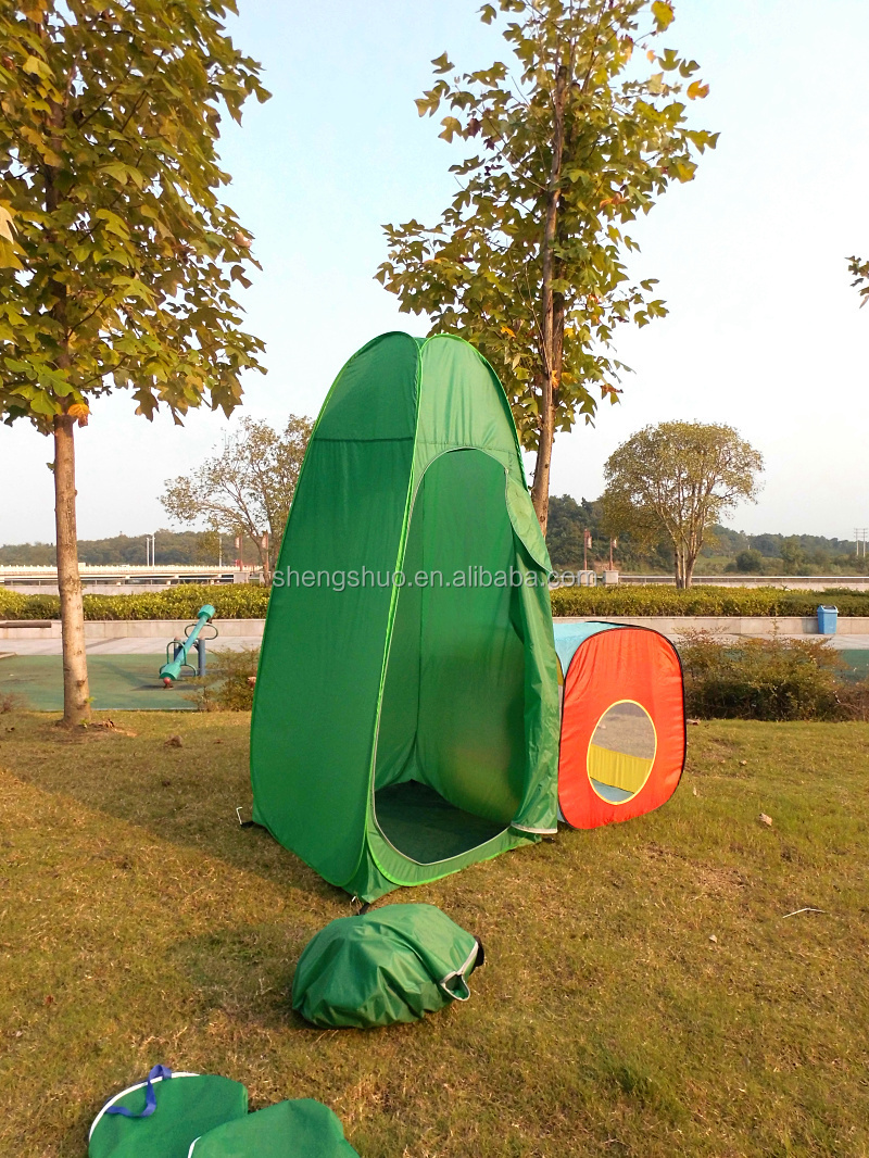 pop up dressing room, portable shower tent, portable toilet tent