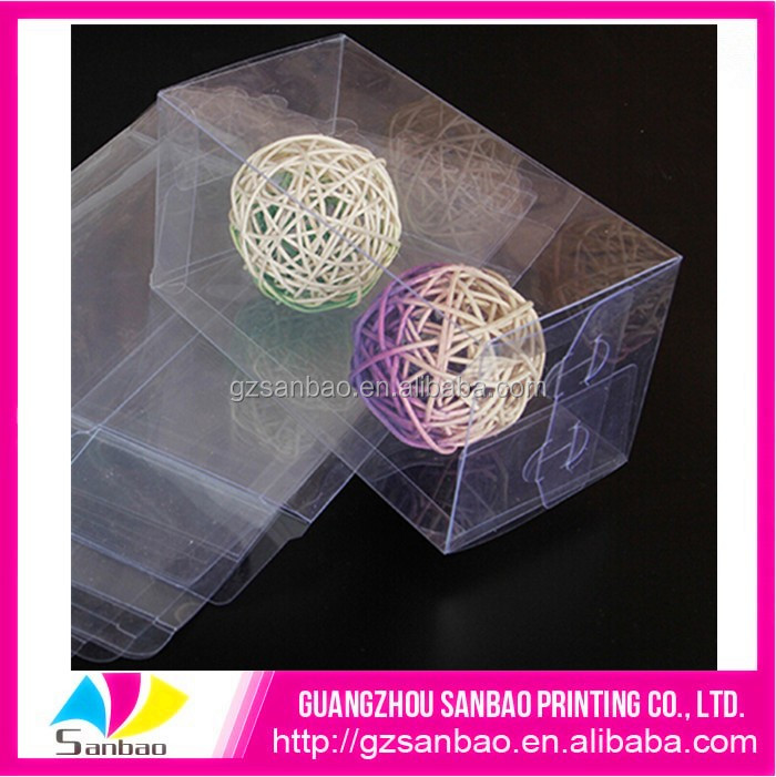 clear vinyl boxes For Phone Case,Wholesale Small Clear Plastic Box