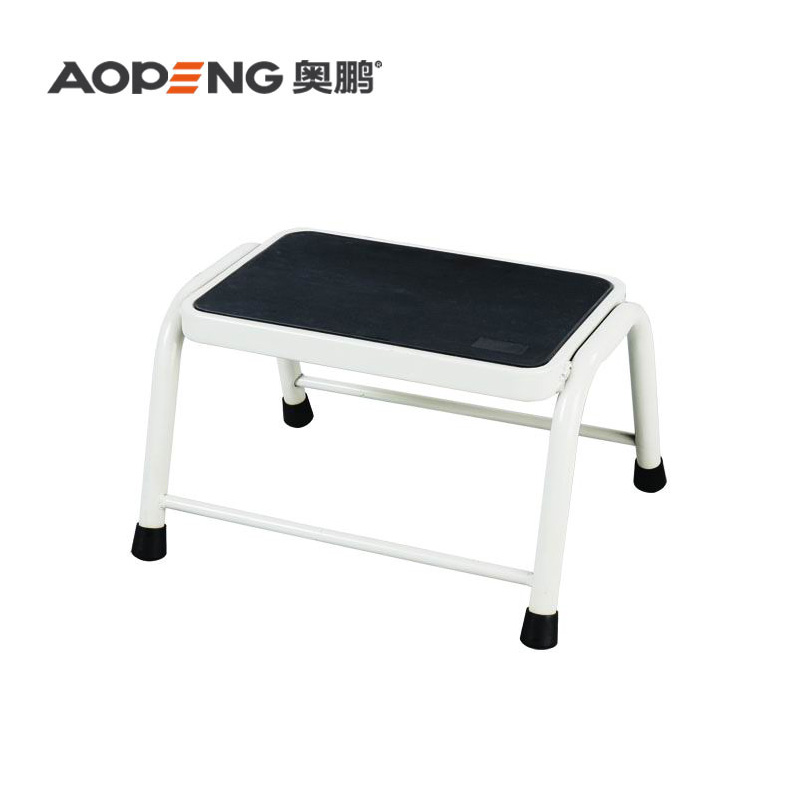 AOPENG Single Step stool Steel Ladder for Seat