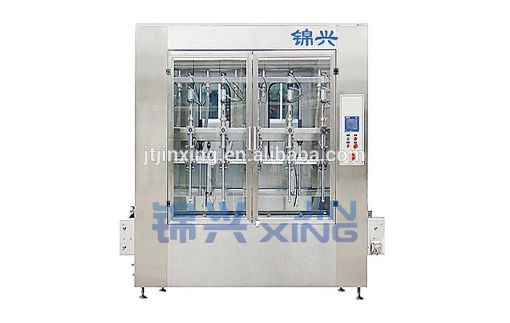 2017 New food grade ce bottle edible oil filling line of CE and ISO9001 standard
