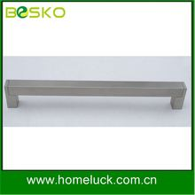 Icebox door handle and stainless steel appliance handle