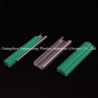 T type plastic guide rail