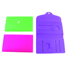 Silicone good quality cute popular design card purse