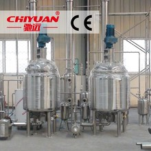Chemical reactor for epoxy resin production line No. 04598