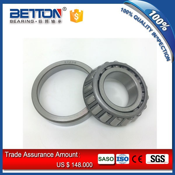 low vibration tapered roller bearing 25590/23