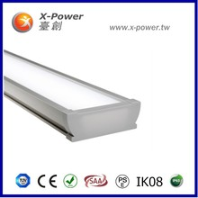smd2835 high quality 5ft 43W IP65 LED Vapour proof Batten lamp / LED tri-proof light in high quality 3 years warranty
