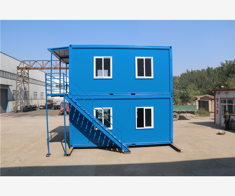 welldesigned mobile decorated turnkey project container house