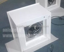 industrial hepa filter fan box clean room ceiling ffu