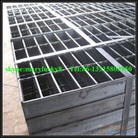 stainless steel floor grating/steel grating standard size
