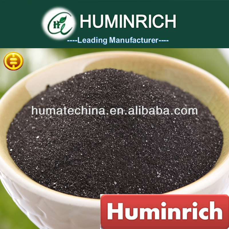 Huminrich Shenyang Humate 65HA+15FA+8K2O nutrients plant growth