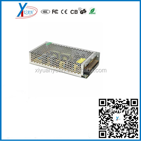 S-200-5 200w 4.5a 24v single output power 200 w 24vdc output led lighting switching power