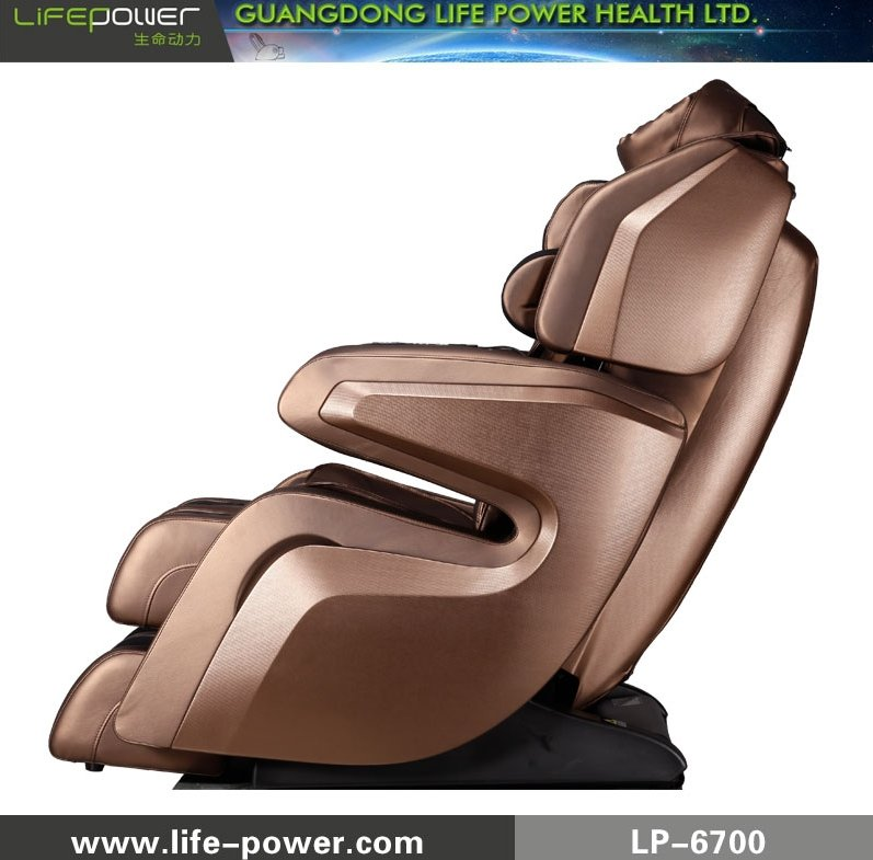 Deluxe Zero Gravity 3D massage chair