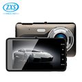 Touch Panel Dual Recording Fhd 1080P Dash Camera GPS Optional