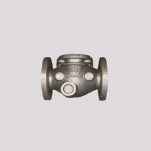 Custom high quality cheap Investment casting CF8M/carbon/stainless steel flow control/gate/relief valve body