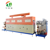 Automatic Lab Interval Lithium ion Battery Film Coating Machine With Drying Oven