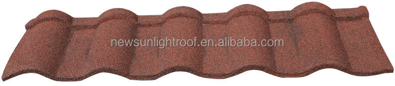 CE and Soncap Certificate 1340*420mm roofing tiles for house /metal roof tiles, roofing materials /roof tile range