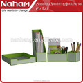 NAHAM 2016 Hot Selling 4pc Office Stationery Gift Set