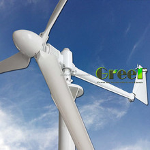 High efficiency wind power generator 2kw for home use