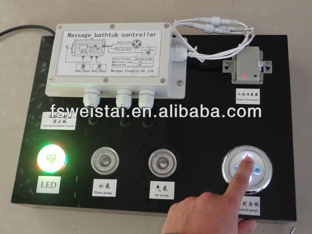 hot saling dimmer controller timer/programmable light dimmer/programmable led light air pump controller