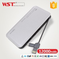Trending Hot Products 12000mah Power Bank