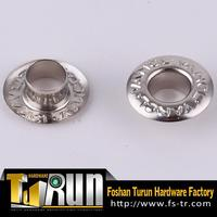 Made in China custom brass plating metal grommet