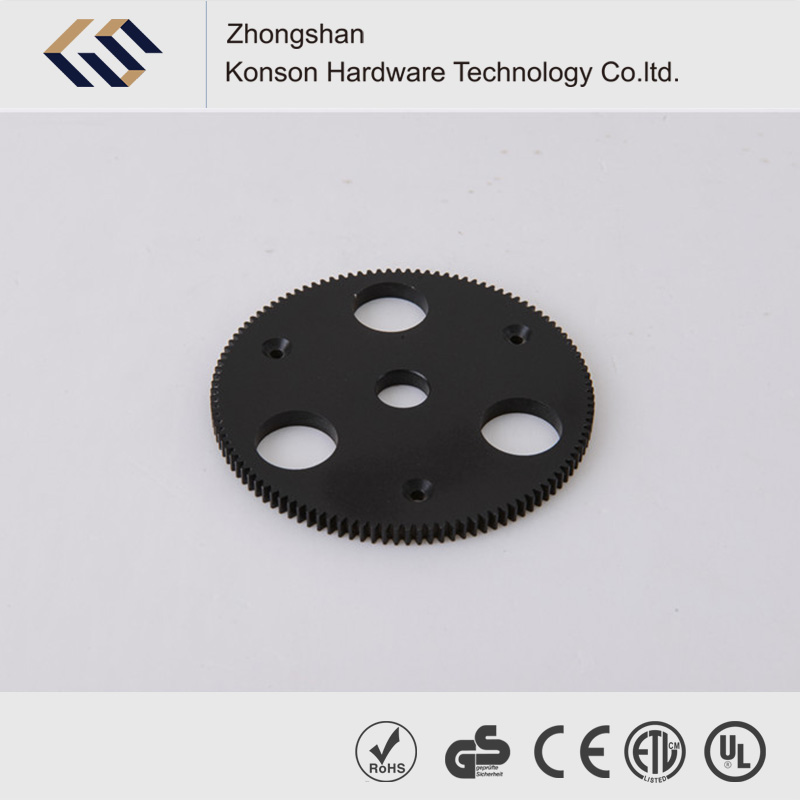 Good metal fabrication cnc machining service for elctronics spare part