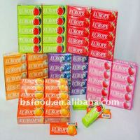 Stick Fruity Chewing gum BS-2101-2103/BS-2201-2206
