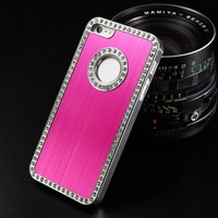 2014 new arrial aluminium bumper for iphone5s nest metal case