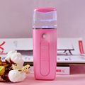 2017 portable beauty device portable electric nano facial mist water repellent spray