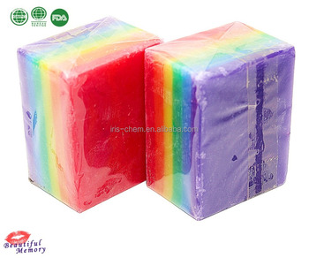 Colorful classical cheap perfumed bath soap gift set for skin care