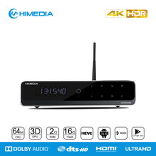 HiMedia Q10 Pro Quad Core CPU 2G RAM 16 ROM Android 5.1 Full HD Astro Satellite Receiver With WIFI Bluetooth