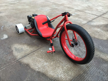 EPA Motor Drift Trike Tricycle Off Road Motorized 3 Fat Wheel Motor Tricycle