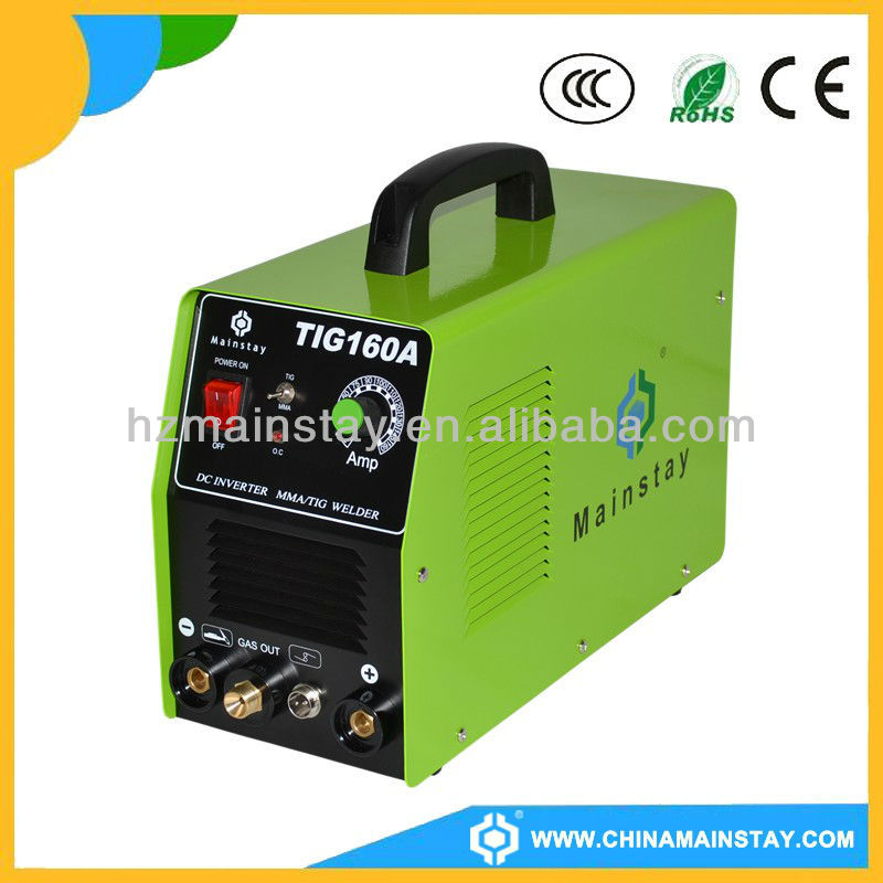 TIG160A Inverter Dc TIG Rilon Welding Machine