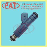 90543624 0280155712 Professional Car Auto parts Fuel Injector Nozzle For OPEL Vectra 4cyl 1.8T/2.0/ Omega 6cyl 2.5L/3.0L