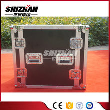 Factory supply aluminum case tool box/flight case mixer/stackable tool case