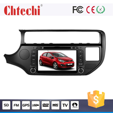 Android car dvd player / car radio for 2015 Rio with GPS 5.1.1 Versions With wifi/Bluetooth/RDS