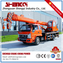 20 Ton Hydraulic Mobile Truck Crane In China