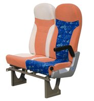 new design folding seat car manufactured in China