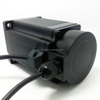nema 34 stepper motor with encoder ,500ppr, 1000ppr,accept customized