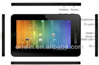 ZX-MD7007 tablet pc 7 inch android 4 0
