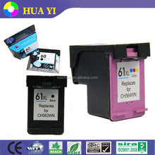 61xl ink cartridge for hp 61xl ink cartridge compatible hp deskjet 1050/2050