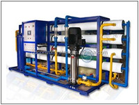customizable high quality and high effective industrial and commercial water purification & supply & treatment equipment
