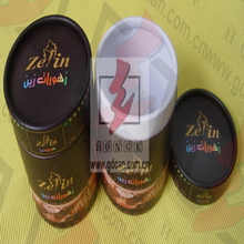round paper tube packaging for badminton/ golf ball
