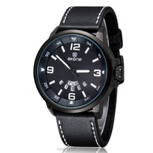 Skone relojes watch 2015 New Fashion Men's Business Quartz Watches Man Boy's Sports Watches Military Casual Dress Wristwatches