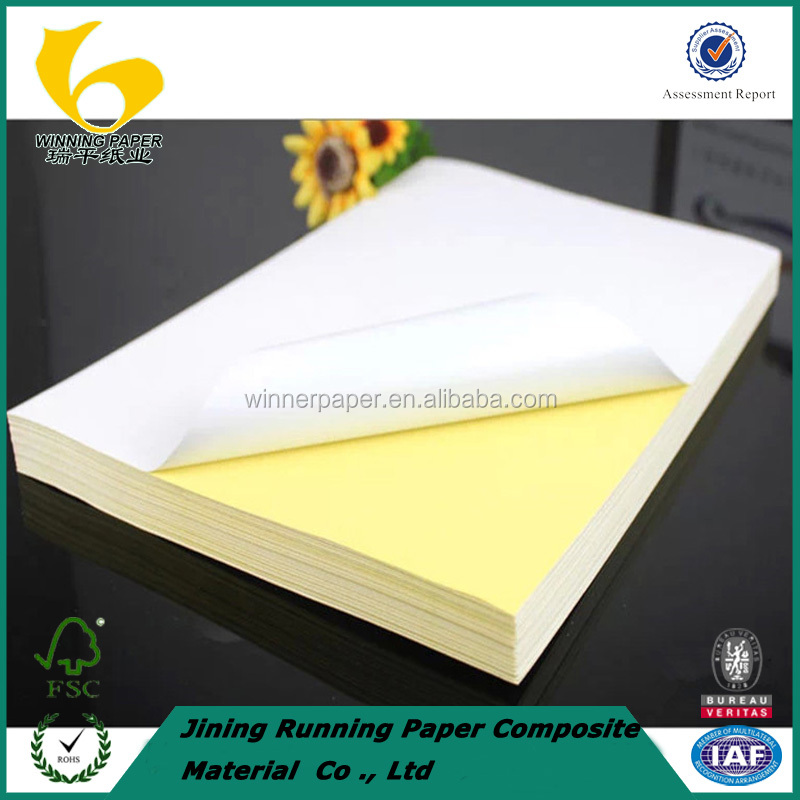 A4 Self Adhesive Sticker Paper On Alibaba Wholesale
